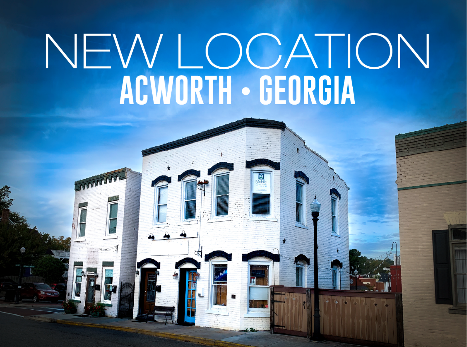 Mobile Associates New Location In Acworth GA